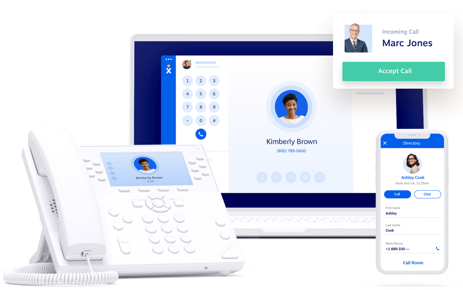 VoIP vs. analog? Nextiva's VoIP phone system is the best choice for today's businesses.