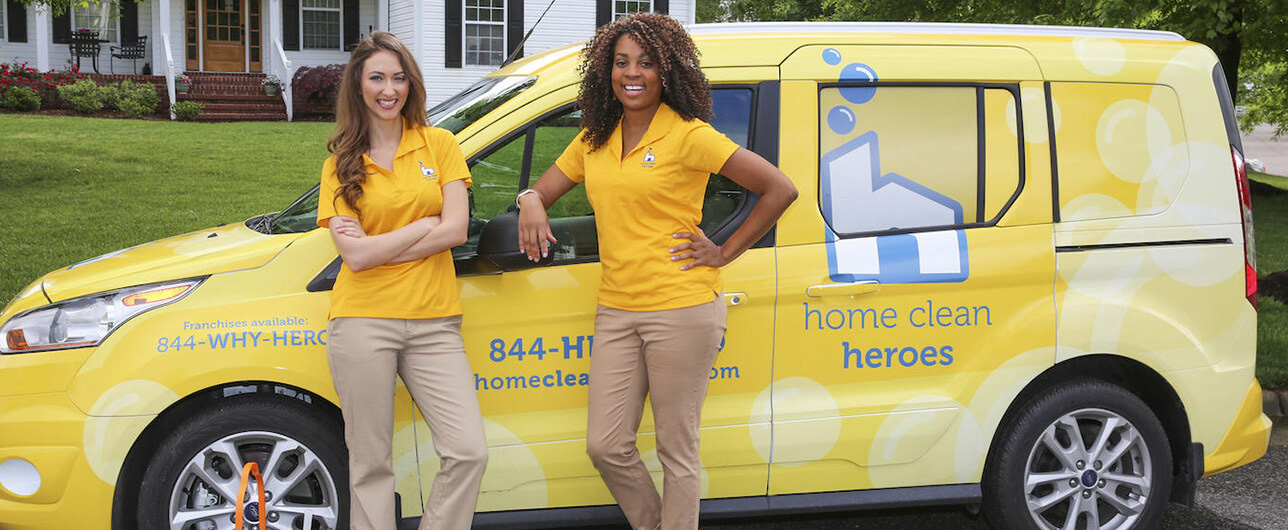 Home Clean Heroes photo for Buzz Franchise Brands