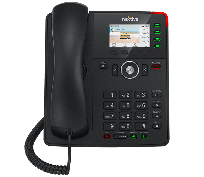 VoIP Phones | Voice Over IP Phones - Nextiva
