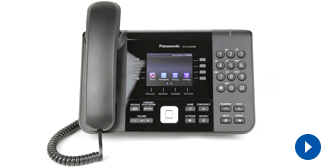 Panasonic KX UTG200 - Cloud Handsets