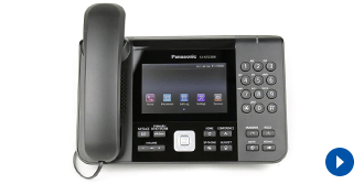 Panasonic KX UTG300 - Hosted PBX or Cloud Based Telephone Systems