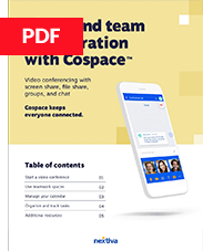 Cospace User Guide