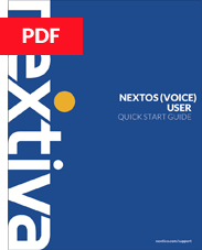 NextOS 3.0 User Guide