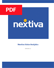 Nextiva User Manuals, Guides, Videos, & Notes