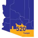 Is phoenix code what area Arizona Dial
