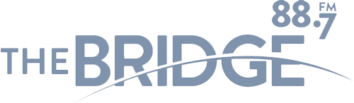 88.7 The Bridge logo