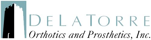 De La Torre Orthotics and Prosthetics logo
