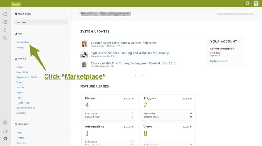 Click Marketplace