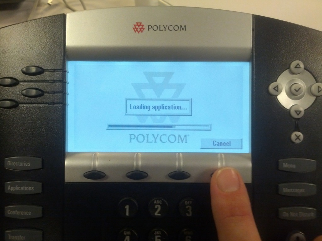 Setting a Static IP for Poly SoundPoint IP Phones | Nextiva Support
